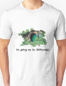 The Hobbit I'm Going On An Adventure T-Shirt