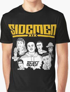 Sidemen Graphic T-Shirt