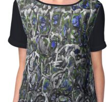 Into One Another Chiffon Top
