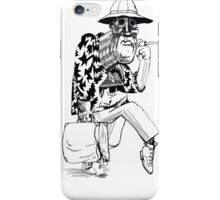 Gonzo iPhone Case/Skin