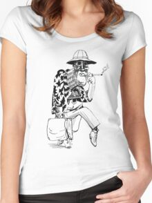 Gonzo Women's Fitted Scoop T-Shirt