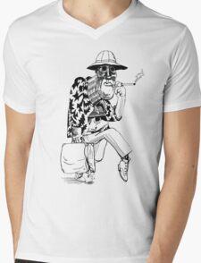 Gonzo Mens V-Neck T-Shirt