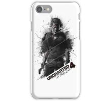 UNCHARTED 4 T-SHIRT, CASE, STICKER, GAME, WALLET iPhone Case/Skin