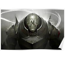 Alphonse Elric Poster