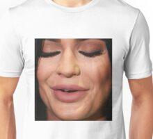 kylie jenner face Unisex T-Shirt