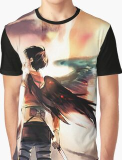 Eren Angel Graphic T-Shirt