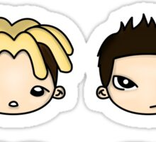 Big Bang Fan Art 1.0 Sticker