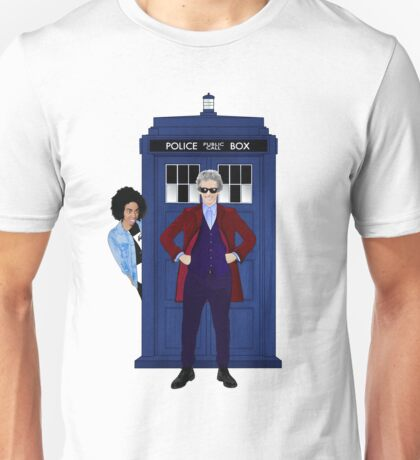 The Doctor and Bill Unisex T-Shirt