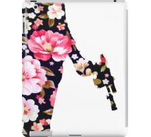 Han Foloral iPad Case/Skin