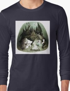 Scary Stories Long Sleeve T-Shirt
