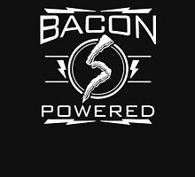 Bacon Powered Logo Unisex T-Shirt