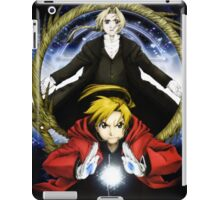 Ed & Al iPad Case/Skin