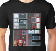 history of video games Unisex T-Shirt