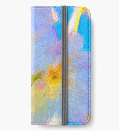 Magical Blossoms iPhone Wallet/Case/Skin