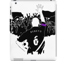 A father's resolution iPad Case/Skin