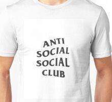 Anti Social Social Club Original Unisex T-Shirt