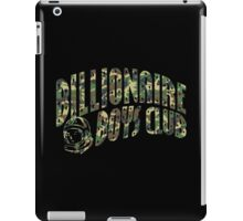 Billionaire Boys Club Tropical Camo iPad Case/Skin