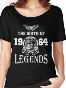 1964 - The birth of legends Women's Relaxed Fit T-Shirt