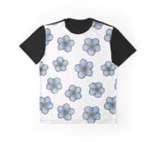 Forget-me-not light Graphic T-Shirt
