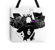 A father's resolution Tote Bag
