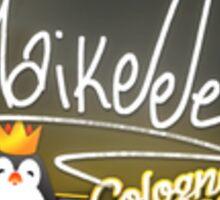 Maikelele - cologne 2015 Sticker