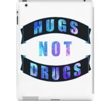 Hugs Not Drugs iPad Case/Skin