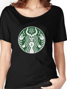 Devil's Coffee Women's Relaxed Fit T-Shirt