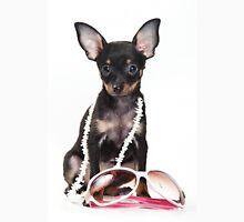 Glamorous cute puppy dog toy terrier Unisex T-Shirt