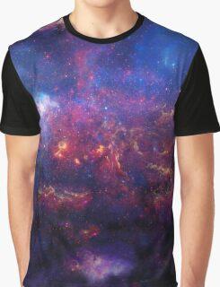 Galaxy Texture | t-shirt, case, wallet, sticker, muggs... Graphic T-Shirt