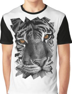 Siberian Tiger Graphic T-Shirt