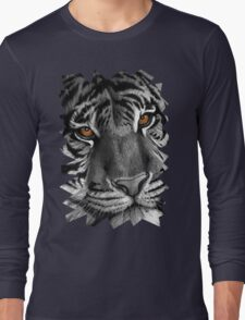 Siberian Tiger Long Sleeve T-Shirt