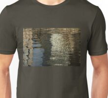 Satin, Silk and Moire Abstract Unisex T-Shirt