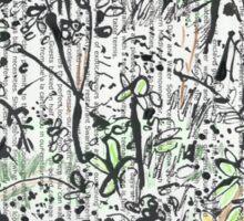 Bolifushi Island Vegetation Sticker