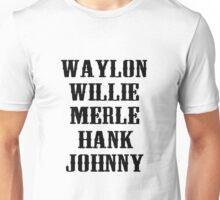 The Original Country Legend  Unisex T-Shirt