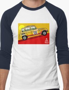 Renault 4 Sinpar 4x4 Men's Baseball ¾ T-Shirt