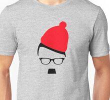 Adolf Hipster funny Unisex T-Shirt