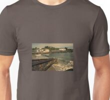 Portmellon Boat Ramp  Unisex T-Shirt