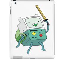 Adventure BMO iPad Case/Skin