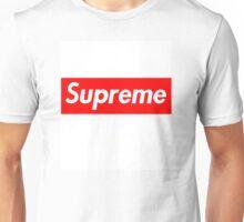 Supreme Original Logo Unisex T-Shirt