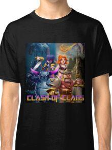 clash of clans movie 2016 nakula Classic T-Shirt