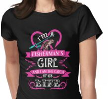 FisherGirl Womens Fitted T-Shirt