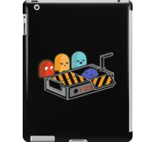 Ghost Busted iPad Case/Skin