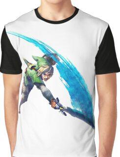 Zelda, link Graphic T-Shirt