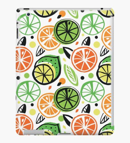 Summer energy iPad Case/Skin