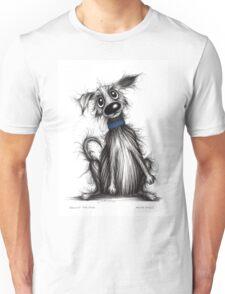 Bisuit the dog Unisex T-Shirt