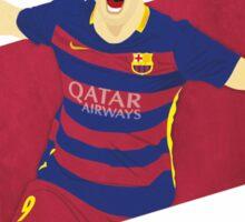 Luis Suarez Sticker