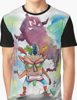Crash is Back! Graphic T-Shirt