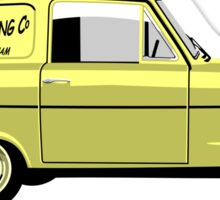 Reliant Regal Supervan from Only Fools and Horses Sticker