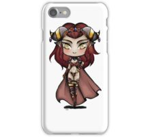 Alexstrasza chibi iPhone Case/Skin