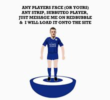 ANY FACE, ANY KIT SUBBUTEO PLAYER  Unisex T-Shirt